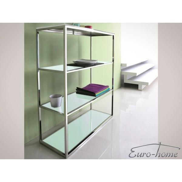 insp rega gg 1011 99 x 39 x 120cm czarny bia y sklep internetowy. Black Bedroom Furniture Sets. Home Design Ideas