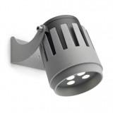 INSP. LEDS POWELL Reflektorek ogrodowy szary 05-9731-34 , 05-9856-34