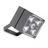 INSP. LEDS CUBE Reflektorek ogrodowy ciemny szary 05-9852-Z5 , 05-9851-Z5 , 05-9787-Z5