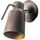 INSP. LEDS FUNK Kinkiet Ścienny ciemny brąz 05-4755-CI-23