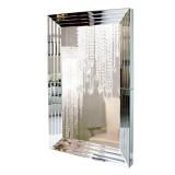 INSP. Nike 150 x 90 cm , prostokątne lustro dekoracyjne w ramie lustrzanej