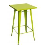 Stół barowy Paris zielony jasny