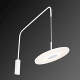 INSP. Minimalistyczny kinkiet VINYL W , LED