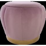 INSP. Evolution Home Velvet Pufa różowa , czarna , granatowa , zielona