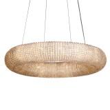 INSP. PALLERO Aria Lampa wisząca kryształowa 80 cm