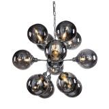 INSP. PALLERO Clarion Lampa wisząca nowoczesna 74 cm chrom