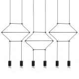 INSP. King home Lampa wisząca LINE 6