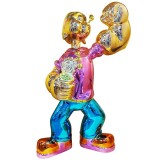 INSP. King Home Figura POPEYE , włókno szklane