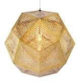 INSP. Lampa wisząca FUTURI STAR 48 cm , złota