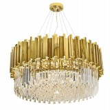 INSP. King Home Lampa wisząca IMPERIAL 80 , GOLD , SILVER