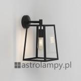INSP. ASTRO LIGHTING CALVI WALL 305 , Kinkiet czarny , nikiel