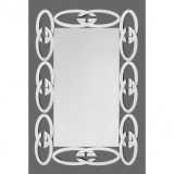 INSP. Nowoczesne prostokątne lustro Renee 60 x 120 cm
