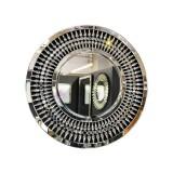 INSP. Okrągłe lustro w oprawie z kryształków Art déco 80 x 80 cm , 16JZ112