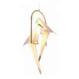 INSP. DESIGNERSKA Lampa wisząca Ptaki Double