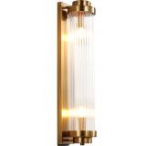 INSP. Kinkiet ścienny Ionic kolumna 60 , brass