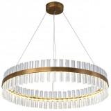 INSP. Lampa wisząca Luxemburg Crystal Prisms 60 cm , kryształowa
