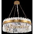 INSP. Lampa wisząca Lux 50 kryształowa