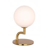 INSP. LAMPA STOŁOWA , BIURKOWA Branches Table - Mleczna kula