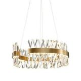 INSP. Lampa wisząca Amsterdam XXX Crystal Prisms 80 cm
