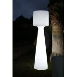 INSP. NEW GARDEN lampa ogrodowa GRACE 170 B biała - LED, wbudowana bateria