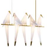 INSP. DESIGNERSKA Lampa wisząca Ptaki 5