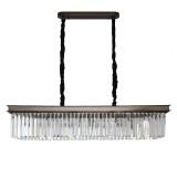 INSP. Step into Design Lampa wisząca SPARKLE SINGLE 100 cm , antracyt szczotkowany