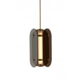 INSP. Lampa wisząca Escudo 2 Led 40 cm